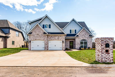 Knoxville Single Family Home For Sale: 12038 Salt Creek Lane