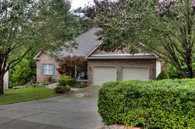 Loudon Single Family Home For Sale: 208 Seminole View