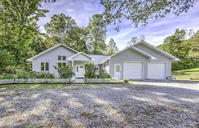 Heiskell Single Family Home For Sale: 226 Foust Hollow Rd