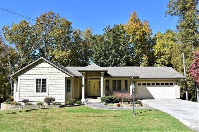 Fairfield Glade Single Family Home For Sale: 112 Greenwood Rd