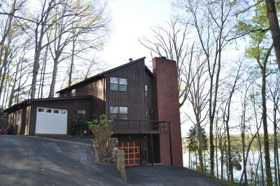 Anderson County, Blount County, Knox County, Loudon County, Roane County Single Family Home For Sale: 210 Old Rockwood Hwy
