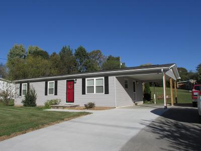 Maryville Single Family Home For Sale: 1710 Westside Drive