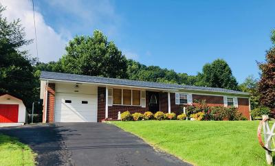 Middlesboro Single Family Home For Sale: 4925 W Cumberland Ave