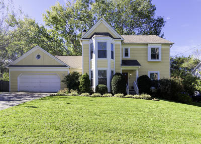 Knoxville Single Family Home For Sale: 8939 Colchester Ridge Rd
