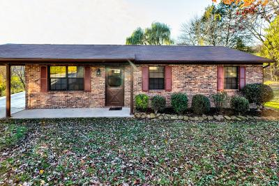 Lafollette Single Family Home For Sale: 356 College Hill Rd