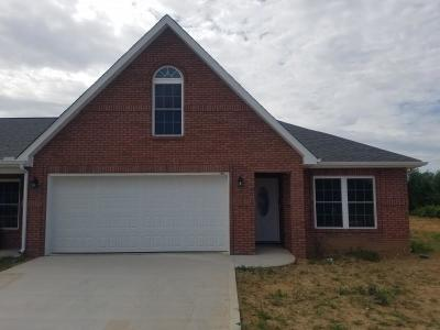 Maryville Single Family Home For Sale: 2562 Keeneland Drive