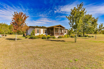 Sweetwater Single Family Home For Sale: 180 McDonald Rd