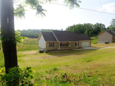Maryville Single Family Home For Sale: 6322 Lanier Rd