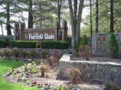 Fairfield Glade Residential Lots & Land For Sale: Renwick Drive