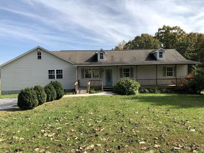 Crossville TN Single Family Home For Sale: $176,500