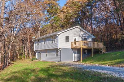 Jacksboro Single Family Home For Sale: 131 Gardner Lane