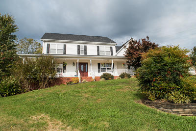 Knoxville Single Family Home For Sale: 7420 Stonington Lane