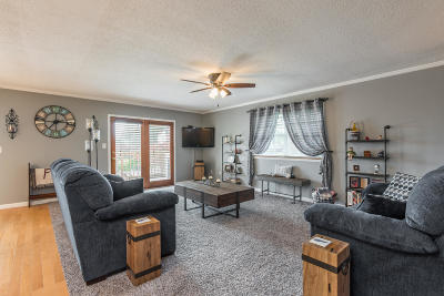 Knoxville Single Family Home For Sale: 7728 Cedarcrest Rd