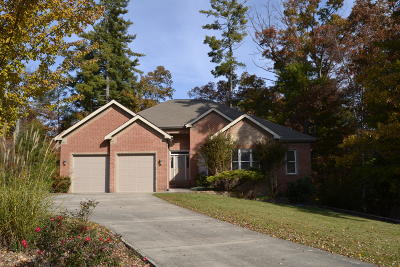 Crossville Single Family Home For Sale: 1374 E Deer Creek Drive