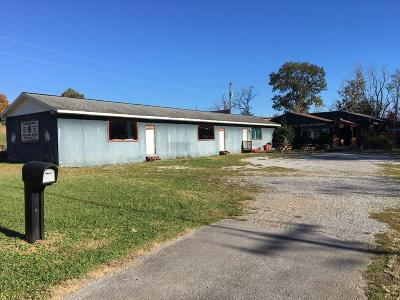 Sevier County Commercial For Sale: 415 Maryville Hwy