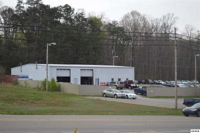 Knoxville Commercial For Sale: 7518 Chapman Hwy