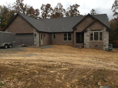 Crossville TN Single Family Home For Sale: $369,000
