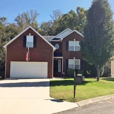 Knoxville Single Family Home For Sale: 3108 Champions Trail Lane