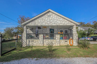 Knoxville Single Family Home For Sale: 4615 Thurmer Drive