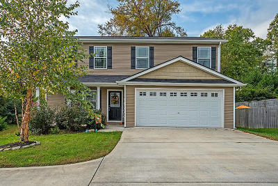 Knoxville Single Family Home For Sale: 7360 Kennon Park Lane