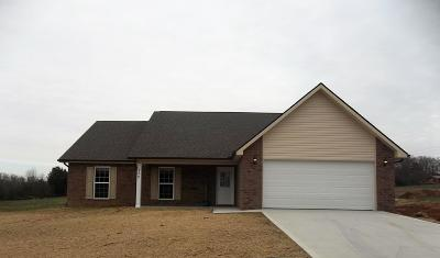 Maryville Single Family Home For Sale: 532 Valley Vista Way