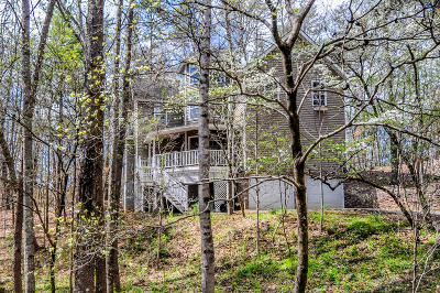 Maryville Single Family Home For Sale: 2021 Six Mile Rd