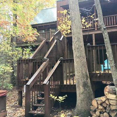 Pigeon Forge Single Family Home For Sale: 3044 Brothers Way