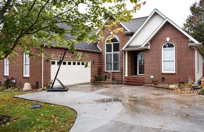 Single Family Home Sold: 861 Galloping Lane