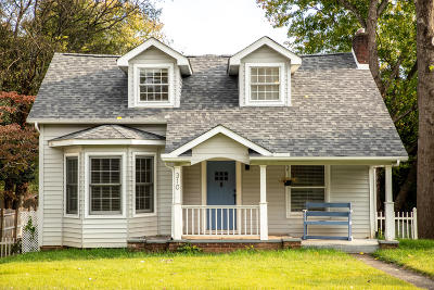 Maryville Single Family Home For Sale: 310 Wilson Ave