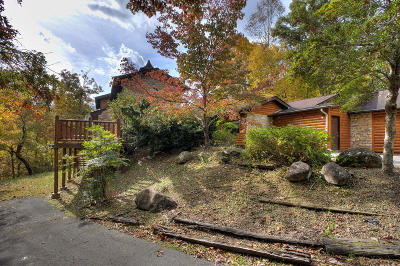 Gatlinburg Single Family Home For Sale: 314 Rodeo Drive