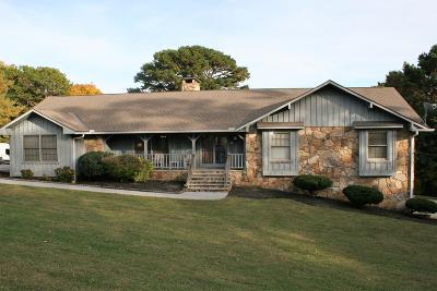 Knoxville Single Family Home For Sale: 3806 Black Oak Ridge Lane
