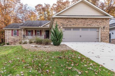 Fairfield Glade Single Family Home For Sale: 186 Meadowview Drive