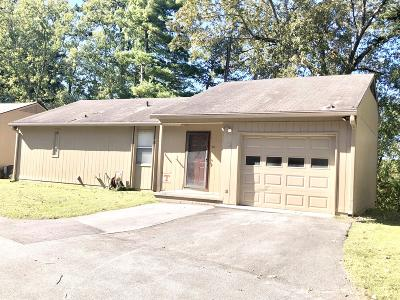 Knoxville Single Family Home For Sale: 8709 Olde Colony Tr #20