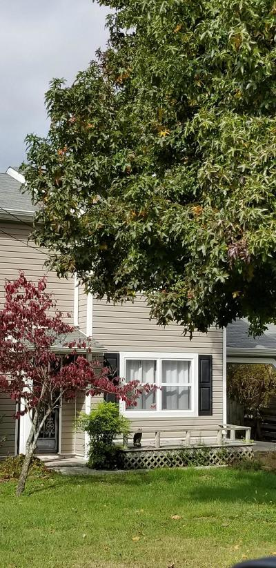 Knoxville Condo/Townhouse For Sale: 7657 NW Chatham Circle