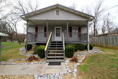 Knoxville Single Family Home For Sale: 1603 Berry Rd