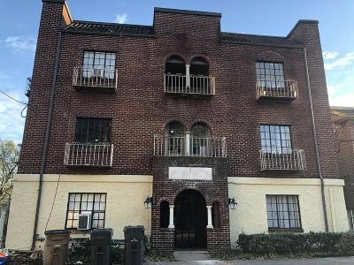 Knoxville Condo/Townhouse For Sale: 614 W Hill Ave #15