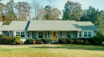 Oak Ridge Single Family Home For Sale: 243 Briarcliff Ave