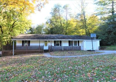 Knoxville Single Family Home For Sale: 2316 Southside Rd