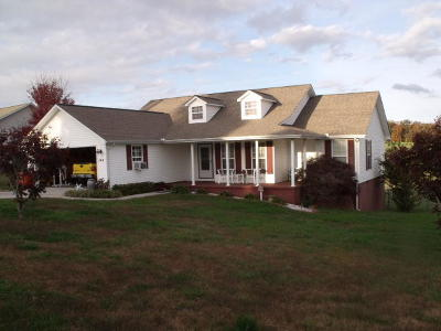 Madisonville Single Family Home For Sale: 144 Jenny Drive