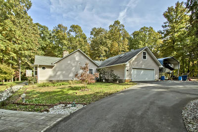 Lenoir City Single Family Home For Sale: 6741 E Town Creek Rd