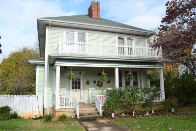 Morristown Single Family Home For Sale: 710 W 2nd North St