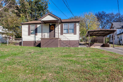 Maryville Single Family Home For Sale: 820 Walnut St