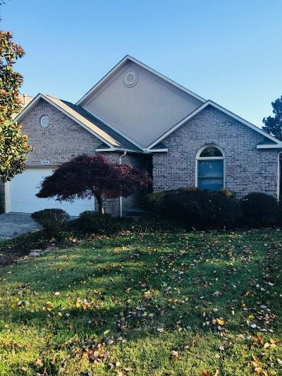 Knoxville Single Family Home For Sale: 8504 Angel Oak Court