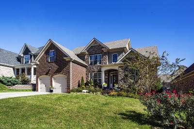 Knoxville Single Family Home For Sale: 1330 Woodland Ridge Lane