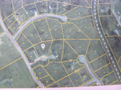Tazewell Residential Lots & Land For Sale: Lot 36 Cartwright Circle