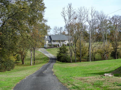 Sevierville Single Family Home For Sale: 1196 Winding Drive