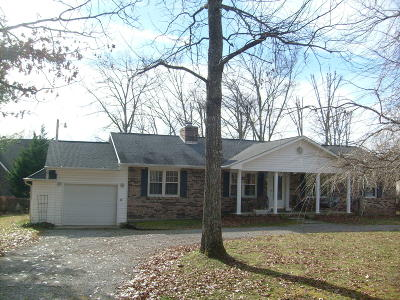 Crossville Single Family Home For Sale: 9533 Cherokee Trail
