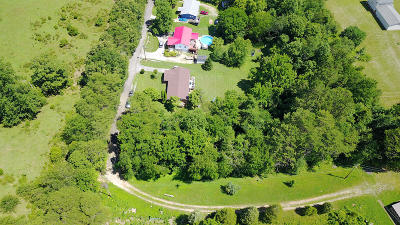 Maryville Residential Lots & Land For Sale: Chilhowee Heights Rd