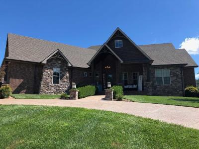 Cookeville Single Family Home For Sale: 330 New Heritage Drive