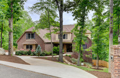 Knoxville Single Family Home For Sale: 1908 Berrywood Drive